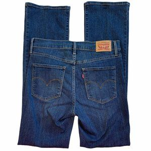 Levis 315 Shaping Boot Cut Jeans Size 30